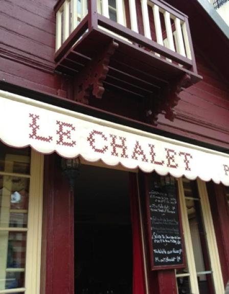 Chalet-paris