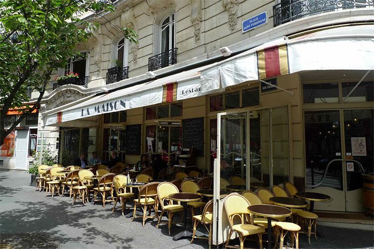 La-maison-café-restaurant-Paris