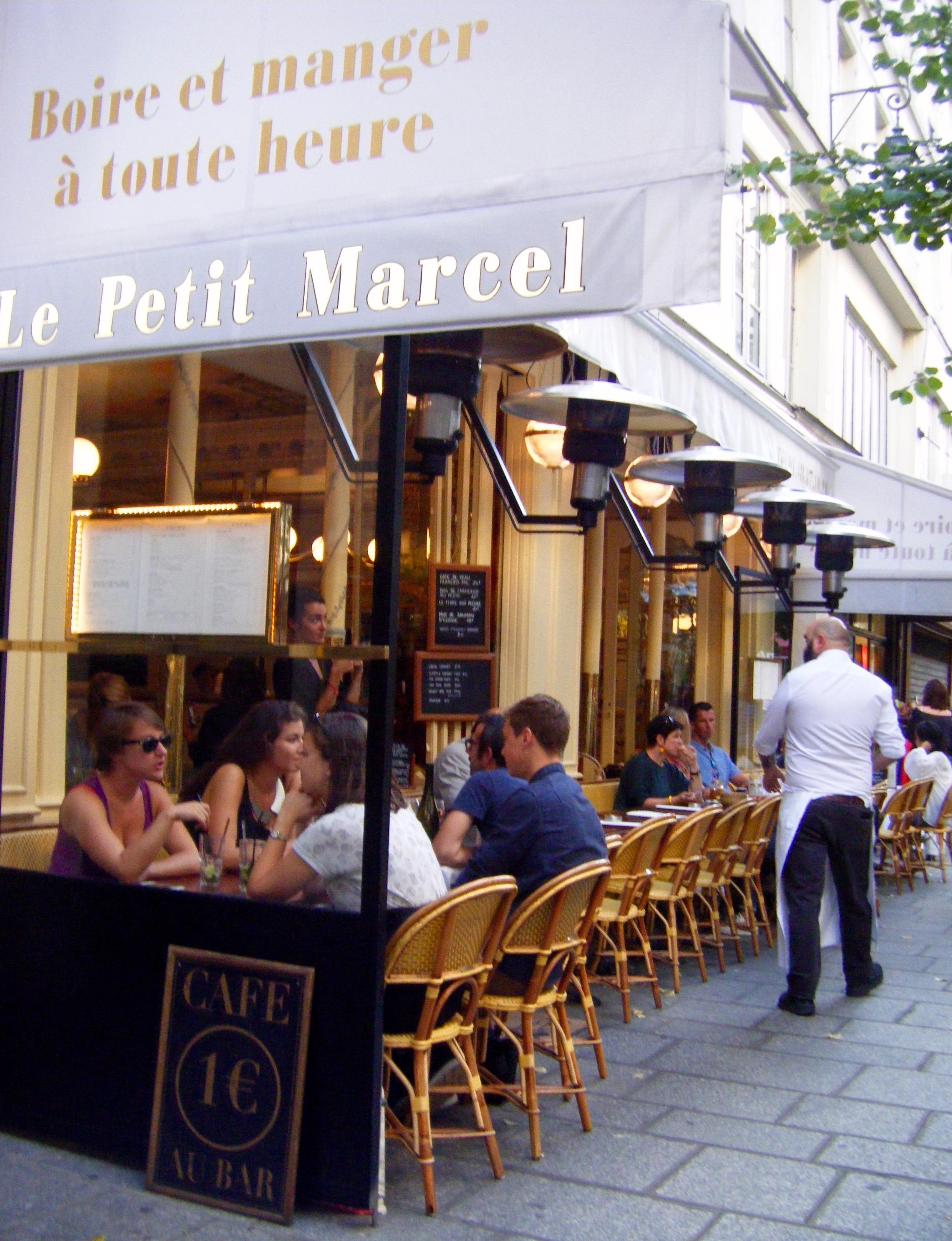 le-petit-marcel-beaubourg-paris