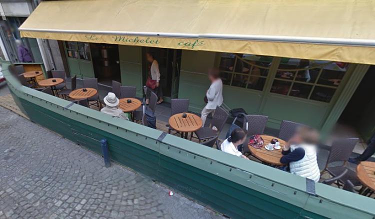 Le Michelet Café