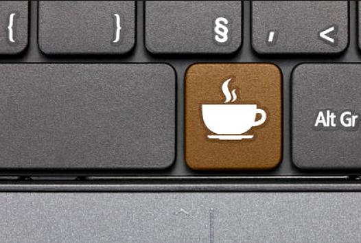 Rentrée classe et pause cafe