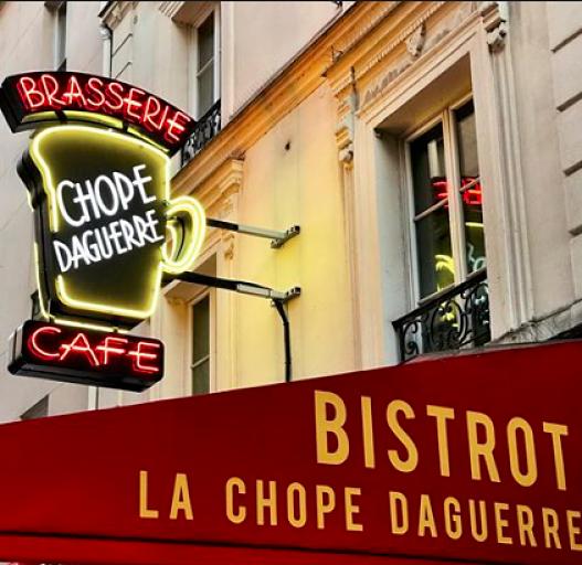 Chope-Daguerre-Denfert-Rochereau