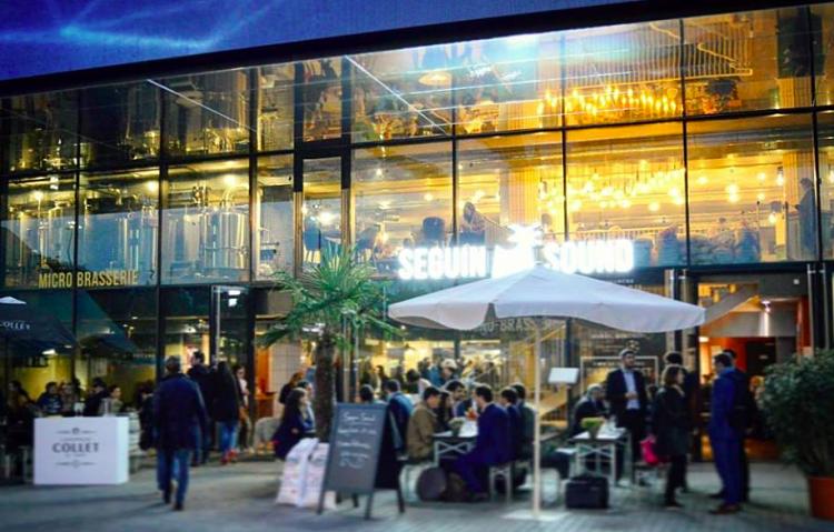Seguin Sound, Micro Brasserie à Boulogne