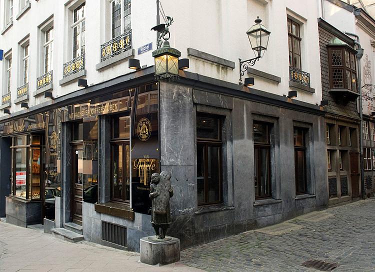 Pâtisserie-café d'Aix-la-Chapelle