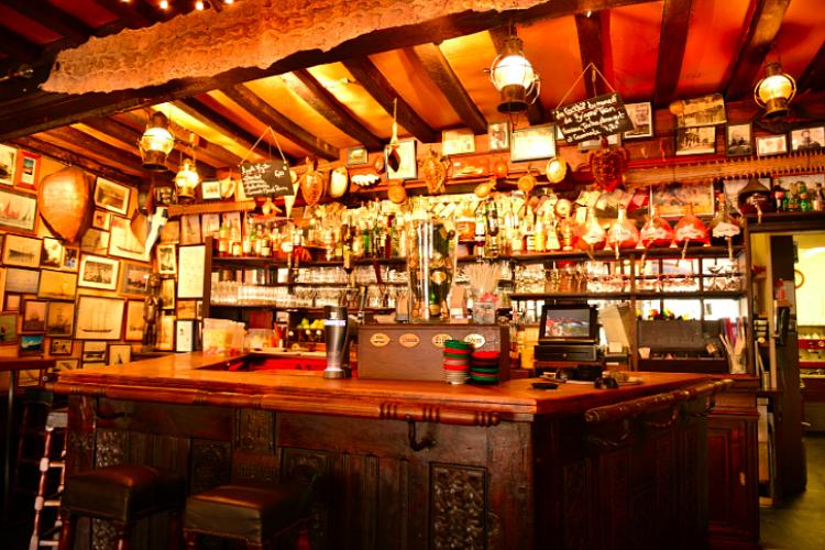 Le Bar des Légendes